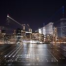 Manhattan Lights by MichaelCouacaud