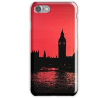 Crimson City iPhone Case/Skin