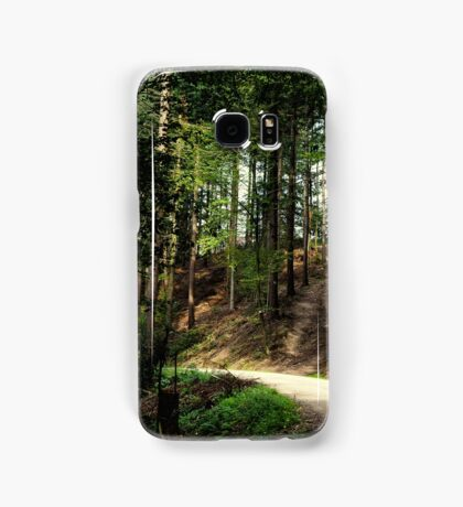 Through the forest #1 Samsung Galaxy Case/Skin