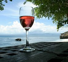 Serenity in a wine glass by Naturalmusic