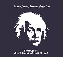 Just Einstein Unisex T-Shirt