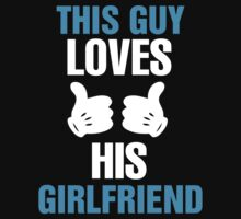 This Girl Loves Her Boyfriend & This Guy Loves His Girlfriend Couples Design by 2E1K