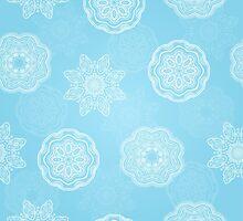 Winter pattern by IraMukti