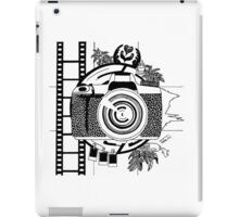 Life of a photographer iPad Case/Skin