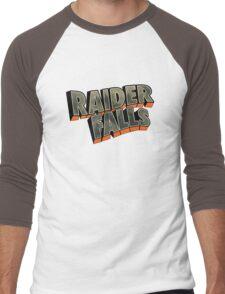 Raider Falls Men's Baseball ¾ T-Shirt