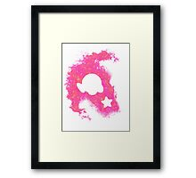 Kirby Spirit Framed Print