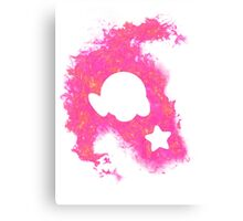 Kirby Spirit Canvas Print