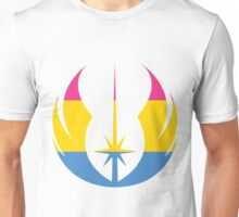Jedi Pride [PAN] Unisex T-Shirt