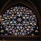 Sainte-Chapelle Rose by Elena Skvortsova