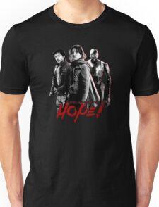 Hope of a Rebel Unisex T-Shirt