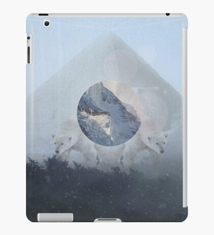 The Blizzard is Coming iPad Case/Skin