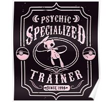 Psychic Specialized Trainer Poster