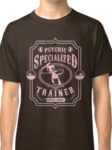 Psychic Specialized Trainer Classic T-Shirt