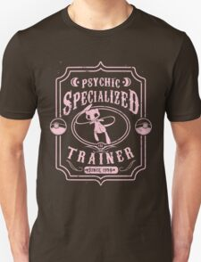 Psychic Specialized Trainer T-Shirt