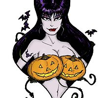 Mistress's Big Pumpkins by waynedidit