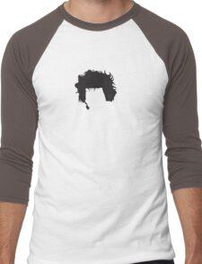Bob Dylan Blonde on Blonde Classic Rock and Roll Design Men's Baseball ¾ T-Shirt