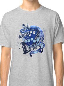 Wibbly Wobbly Timey Wimey... Stuff Classic T-Shirt