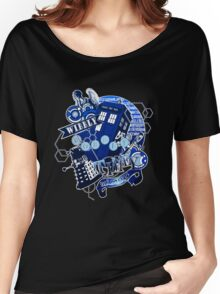 Wibbly Wobbly Timey Wimey... Stuff Women's Relaxed Fit T-Shirt