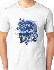 Wibbly Wobbly Timey Wimey... Stuff Unisex T-Shirt