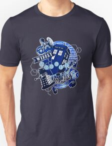 Wibbly Wobbly Timey Wimey... Stuff T-Shirt