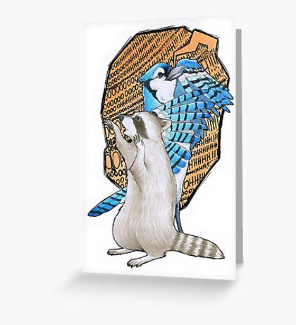 Ohhhhhhhhhhhh!  Greeting Card
