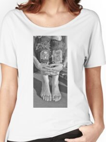 Pray Women's Relaxed Fit T-Shirt