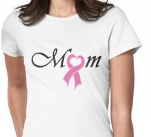 Mom - Mothers day Womens Fitted T-Shirt