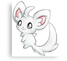 Pokemon -Minccino Canvas Print