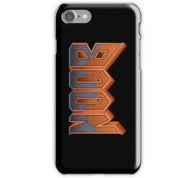 NOOB iPhone Case/Skin