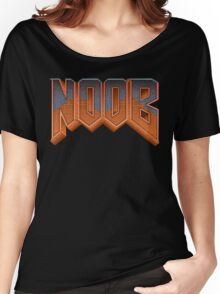 NOOB Women's Relaxed Fit T-Shirt