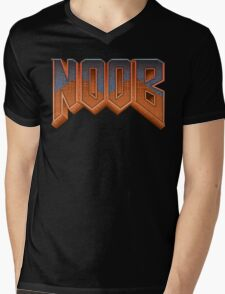 NOOB Mens V-Neck T-Shirt