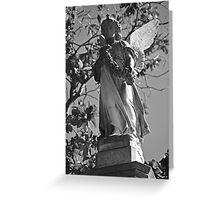 Harmon Angel Greeting Card