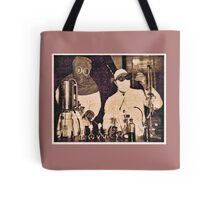 Don't Try This At Home c. 1940 Tote Bag