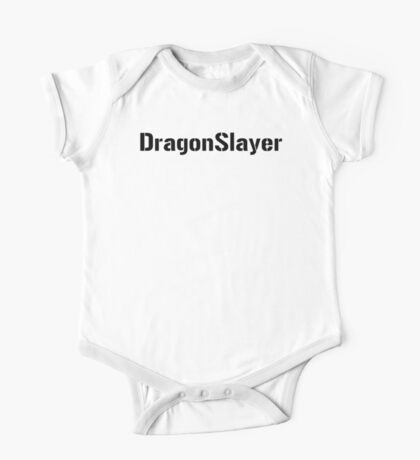 Dragon Slayer One Piece - Short Sleeve