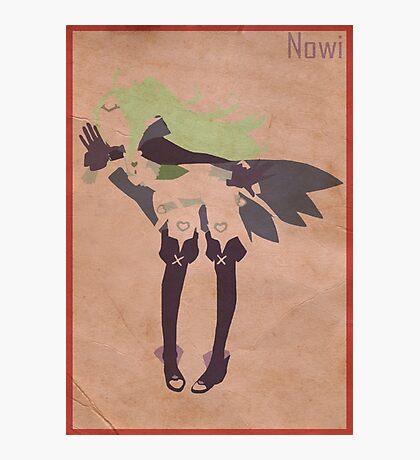 Nowi Photographic Print