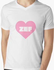 ZEF YOLANDI SHIRT Mens V-Neck T-Shirt