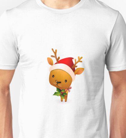 Merry Chrismas animal Ugly Sweater Xmas Unisex T-Shirt