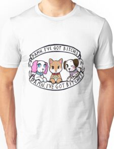 KENDRICK PUPPY TEE  Unisex T-Shirt