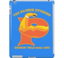 The 24-Inch Pythons iPad Case/Skin