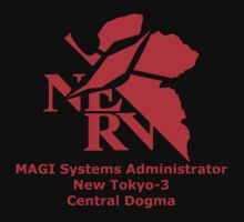 NERV - MAGI Systems Administrator by NAontherun
