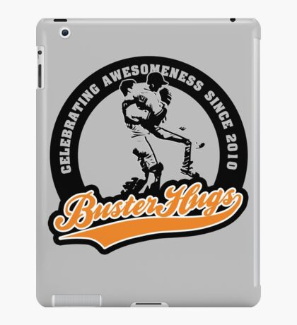 Buster Hugs iPad Case/Skin