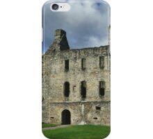 Balvenie Castle, Scotland iPhone Case/Skin