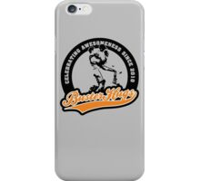 Buster Hugs iPhone Case/Skin