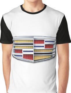 cadillac logo Graphic T-Shirt