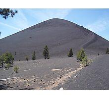 Majestic Cinder Cone Volcano Photographic Print