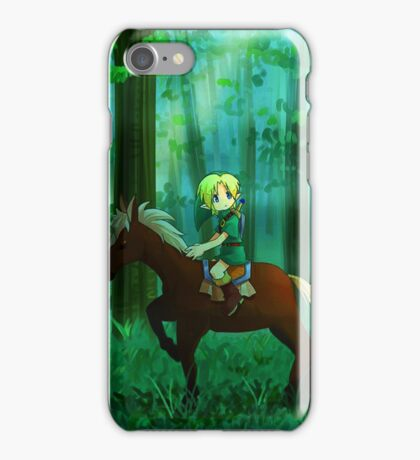 zelda cute  iPhone Case/Skin