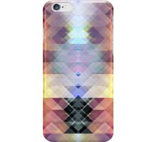 Abstract Geometric Spectrum 2 iPhone Case/Skin