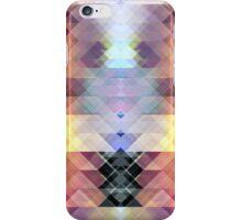 Abstract Geometric Spectrum 2 iPhone Case/Skin