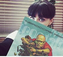 Katy Perry Vinyl MC Frontalot Nerdcore Rising by KnightVII