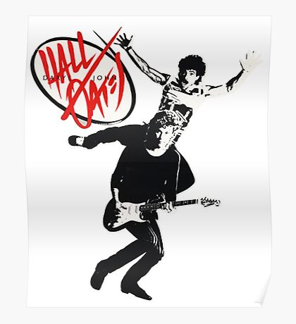 daryl hall and john oates Poster